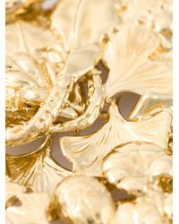 "Collar ""Aurelie"" Aurelie Bidermann de color Metallic"