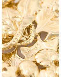 Aurelie Bidermann Metallic 'aurelie' Necklace