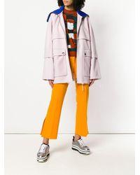 Cappotto ampio di Marni in Multicolor