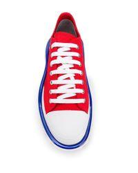 メンズ Adidas By Raf Simons Adidas X Raf Simons Detroit Runner スニーカー Red