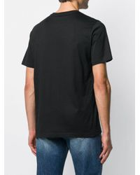 T-shirt con stampa di PS by Paul Smith in Black da Uomo