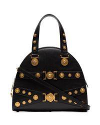 Versace Black Tribute Handbag