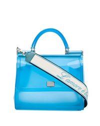Dolce & Gabbana Sicily ハンドバッグ Blue