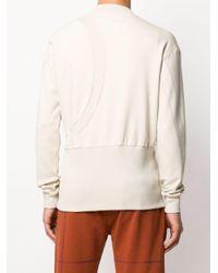 メンズ A_COLD_WALL* リブパネル スウェットシャツ Multicolor