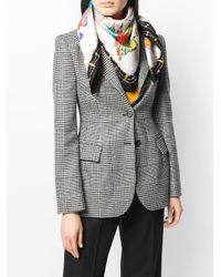 Etro タッセル スカーフ Multicolor