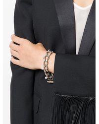 Givenchy - Metallic Obsedia Faux Pearl Bracelet - Lyst