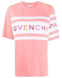 Givenchy オーバーサイズ Tシャツ Pink