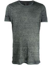 メンズ Avant Toi テクスチャード Tシャツ Multicolor