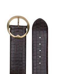 Polo Ralph Lauren ロゴバックル ベルト Black