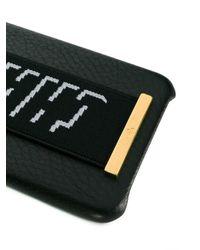 Чехол Для Iphone 7/8 С Эластичным Ремешком Для Руки Chaos, цвет: Black