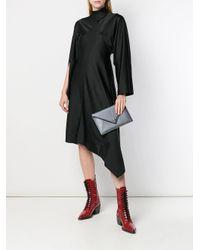 Vivienne Westwood エンベロープ クラッチバッグ Gray