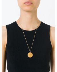 Alighieri Metallic 'il Leone' Necklace