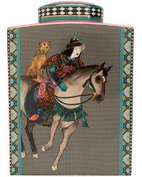 Vase Mongolian Nomad Shanghai Tang en coloris Multicolor