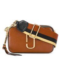 Marc Jacobs Brown Snapshot Camera Bag