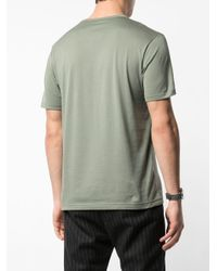 Sunspel Klassisches T-Shirt in Green für Herren