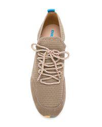 DIESEL - Brown S-kby Sneakers for Men - Lyst