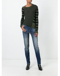 A.F.Vandevorst - Blue 'pine' Jeans - Lyst