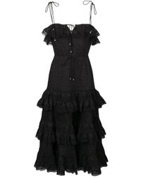 Vestido Juniper Zimmermann de color Black