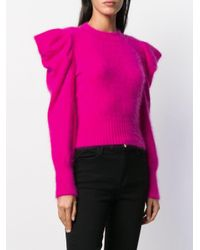 Antonino Valenti パフスリーブ セーター Pink