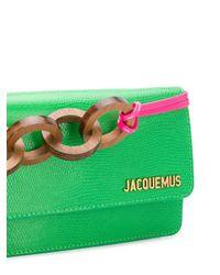 Jacquemus Le Riviera ショルダーバッグ Green