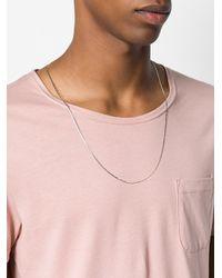 Maria Black - Multicolor 'Karan' Halskette for Men - Lyst