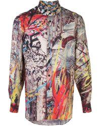 Vivienne Westwood Krall グラフィック シャツ Multicolor