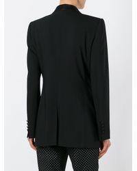 Dolce & Gabbana | Black Classic Blazer | Lyst