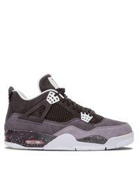 Nike 'Air 4 Retro' Sneakers in Gray für Herren