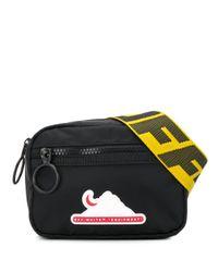 Поясная Сумка Equipment С Нашивкой-логотипом Off-White c/o Virgil Abloh для него, цвет: Black