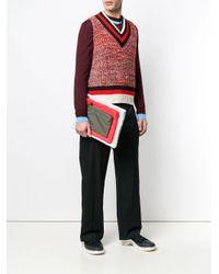 Набор Из Трех Клатчей Maison Margiela для него, цвет: Multicolor