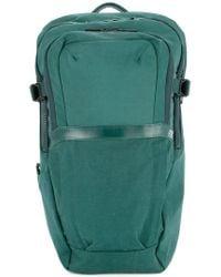 As2ov Green Shrink Backpack for men