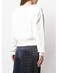 Sportmax スウェットシャツ White