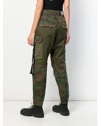 Pantalones P-Thena-A DIESEL de color Green