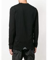 メンズ A_COLD_WALL* クラシック Tシャツ Black