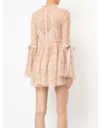 Alice McCALL Natural Back To You Dress