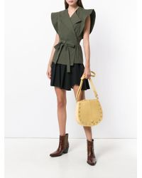 See By Chloé Yellow Kriss Shoulder Bag