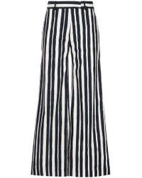 Pantaloni a righe di Martin Grant in Blue