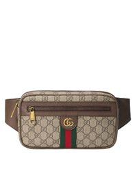Поясная Сумка Ophidia GG Gucci для него, цвет: Multicolor