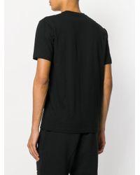Versace Black Medusa Logo T-shirt for men