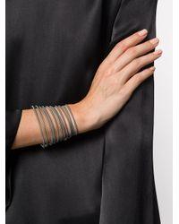 Maison Margiela Metallic Cuff Bracelet