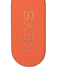 Anya Hindmarch キーリング Orange