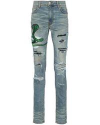 Jeans skinny di Amiri in Blue da Uomo