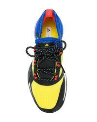 Adidas By Stella McCartney - Multicolor Pureboost Tr3.0 Colour Block Sneakers - Lyst
