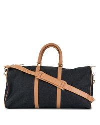 Borsa a mano da viaggio 2way Pre-owned di Dior in Blue