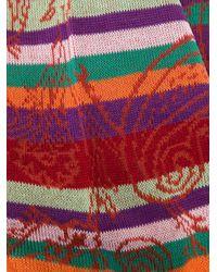 Носки С Узором Пейсли Etro для него, цвет: Orange