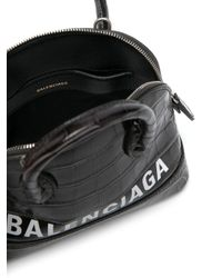 Balenciaga ヴィル ハンドバッグ Xxs Gray