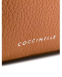 Sac à dos Alix à logo Coccinelle en coloris Brown