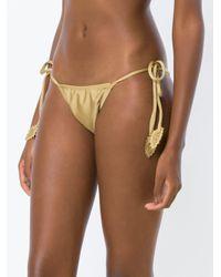 Martha Medeiros - Multicolor Side Tie Bikini Bottom - Lyst