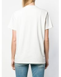 R13 Sell Your Soul Tシャツ White
