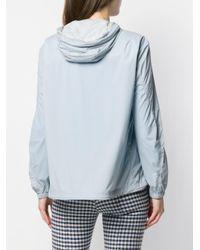 Peuterey Blue Waterproof Jacket